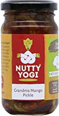Nutty Yogi Grandma Mango Pickle 200 gm