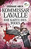 Kommissar Lavalle - Der zweite Fall: Die Karte des Todes: Kriminalroman