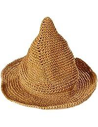 TYGRR I Bambini D estate Cappello Di Paglia Cappello Della Spiaggia Del  Bambino Cappello Di da48863d7c29