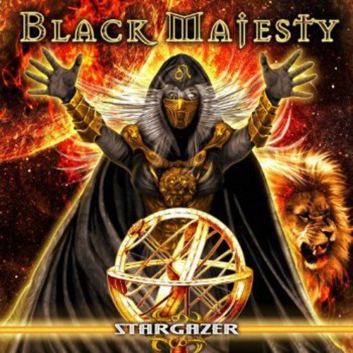 Black Majesty: Stargazer (Audio CD)