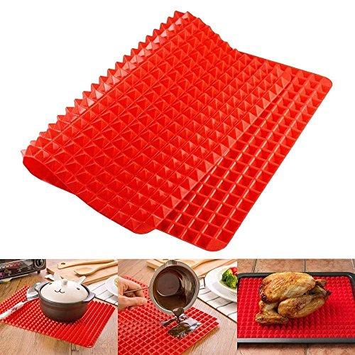 haichen sano antiaderente in silicone cottura tappetino