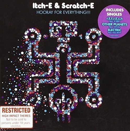 Hooray for Everything!!! by Itch-E & Scratch-E (2010-08-03)