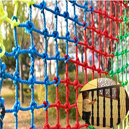 Outdoor-kletternetz Für Kinder Fischen-Dekorations-Netz, Nylonseil-Netz, Balkon-Schutz-Netz, Im Freien Kletterndes Netz, Für Treppen-Anti-Fall-Netz-Garten-Fußball-Netz-Foto-Wand-Zaun-Netz-Katzen-Netz-