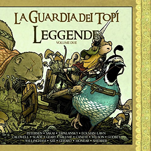Download Leggende. La guardia dei topi: 2