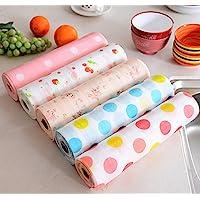 IGNITO Printing Antibacterial Cabinet Plastic Foam Household Wardrobe Moisture Drawer Pad Waterproof Non-Slip Paper…