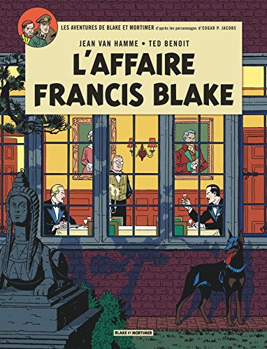 Blake & Mortimer - tome 13 - Affaire Francis Blake (L') par Van Hamme Jean