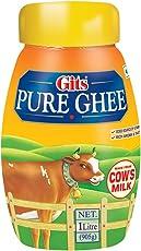 Gits Pure Cow Ghee (Jar), 1L