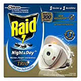 Raid Night & Day Trio Insektenstecker 1 Stecker und...