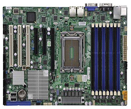 Server-mainboards Motherboard (Supermicro H8SGL Server Mainboard ATX Motherboard Socket G34 DDR3 6X SATA RAID)