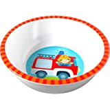HABA Bowl Fire Brigade for Kids | Cutlery Item