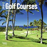 Best 2016 Calendars Golf Courses - Golf Courses 2016 Mini Wall Review