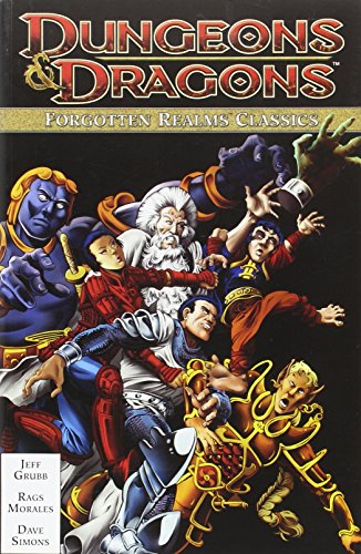 Dungeons & Dragons: Forgotten Realms Classics Volume 1