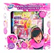 Deluxe Scrapbooking & Card Making Kit - 2400 Accessories & 40 Page Scrapbook