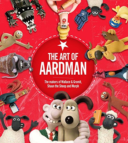 The Art Of Aardman por Aardman Animations