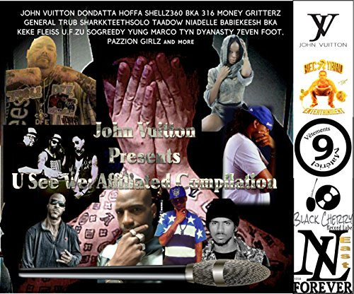 No Limit 4 Da Real: Extended (feat. John Vuitton & Shellz 360 aka 316) [Explicit]