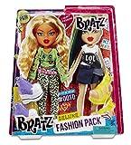 Bratz Deluxe Fashion Pack # 2Streifen and Jade-Geschenkset für Puppe–Zubehör für Puppen-Geschenkset für Puppe, 5Jahr (E), mehrfarbig, Kunststoff, CE