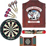 Dart World 47991Bull Dog Darts Schrank Kit