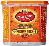 #2: Wagh Bakri Festive Leaf Pack, 1.5kg