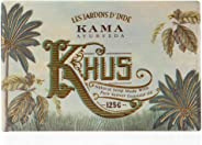 Kama Ayurveda Organic Khus Soap 100% Organic and Cold Pressed, 125g