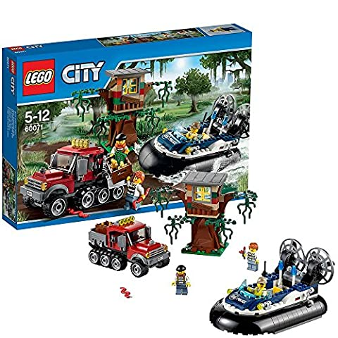 L'arrestation en hydroglisseur LEGO® CITY 60071