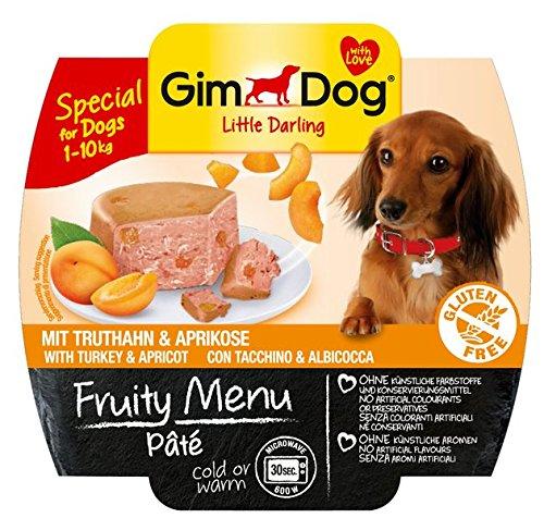 gimdog-futter-little-darling-fruity-menu-pate-ragout-fur-hunde-bis-10-kg-glutenfrei-hundefutter-ohne