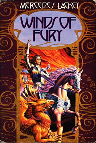 Winds of Fury: Book Three of the Mage Winds Trilogy
