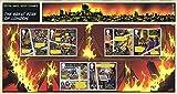 2016El Gran Incendio De Londres paquete de presentación PP504(impreso nº 531)–sellos de Royal Mail