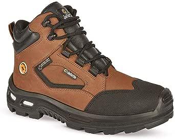 JYJY231 Chaussure de s/écurit/é montante Gore-Tex en cuir hydrofuge embout Prem-Alu JALGAND SAS S3 CI WR SRC Jallatte