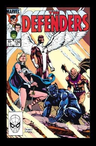 Essential Defenders Volume 6 por Mark Gruenwald