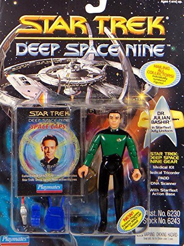 Starfleet Duty Uniform - Actionfigur - Star Trek Deep Space Nine von Playmates ()