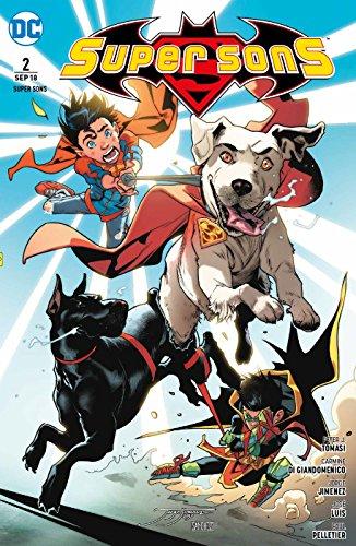 Super Sons: Bd. 2: Tierisch gut!