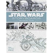 Star Wars Storyboards: The Prequel Trilogy by J.W. Rinzler (2013)