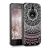kwmobile Crystal Case Hülle für Huawei Y625 - Backcover