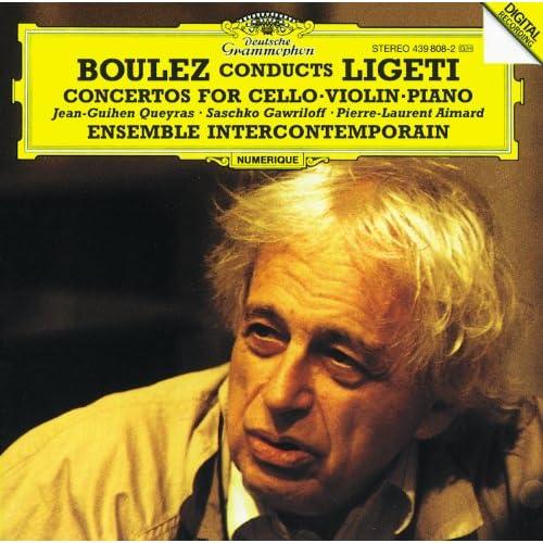 Ligeti: Violin Concerto (1992) - 2. Aria, Hoquetus, Choral: Andante con moto - attacca: