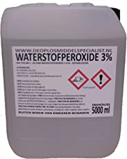 Waterstofperoxide 3% 5000ml (H2O2 3%)