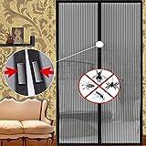 Shi quan shi mei-magnetic hebilla Protector de puerta Keep Flying Insect Bug Out Magic de malla