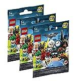 THE LEGO THE LEGO BATMAN PELÍCULA SERIE NR2 - Juego de 3 71020 MINIFIGURAS