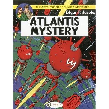 Blake & Mortimer - tome 12 Atlantis Mystery (12)