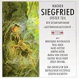 Wagner: Siegfried - Erster Teil der Gesamtaufnahme (Aufführungsmitschnitt vom 27.7.1953)