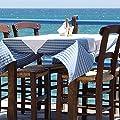 Tischtuchklammern Set, Anpatiao 8 Pcs Tischdeckenklammer Transparent Kunststoff Tischdecke Clips Klemmen für für Picknicks Hause Restaurant Hochzeiten Partys Buffets Hochzeiten Partys von Anpatio bei Gartenmöbel von Du und Dein Garten