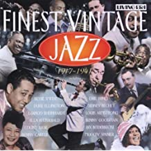 Finest Vintage Jazz: 1917-1941 by Bessie Smith