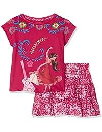 Disney Elena of Avalor Danse, Conjunto de Ropa para Niñas