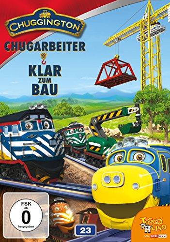 Chuggington 23 - Chuggarbeiter: Klar zum Bau!