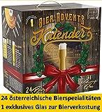 KALEA Bier Adventskalender - Edition österreichische Bierspezialitäten