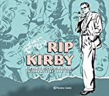 Rip Kirby de Alex Raymond nº 01/04: El primer detective moderno. Tiras completas 1946-1948 (Cómics Clásicos)
