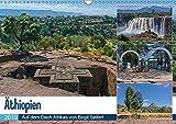 Äthiopien - Auf dem Dach Afrikas (Wandkalender 2019 DIN A3 quer): Äthiopien, grandiose Berglandschaften, weites Buschland (Monatskalender, 14 Seiten ) (CALVENDO Orte) -