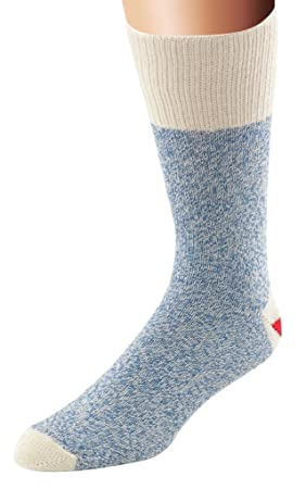 Fox River Original Rockford Red Heel Working Socks: Amazon.co.uk ...