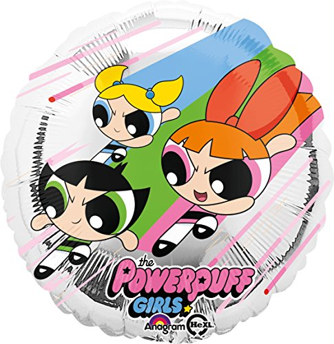 nballon Poverpuff Girls ()