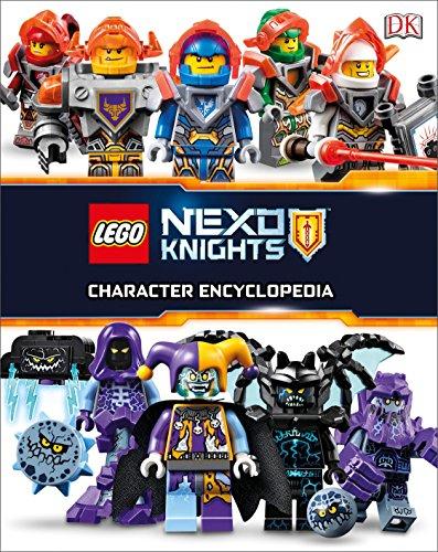 Lego Nexo Knights Character Encyclopedia (Library Edition) por Dk