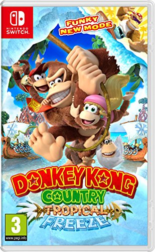 Donkey Kong Country: Tropical Freeze (precio: 49,90€)